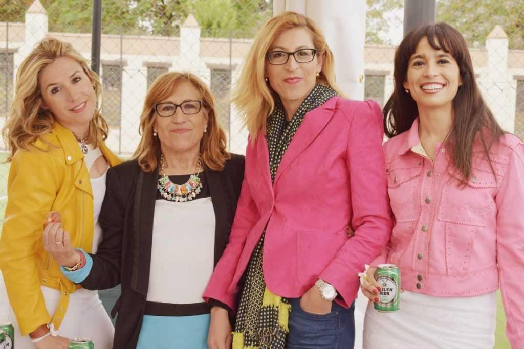 Susana MªJosé Yolanda y Helena